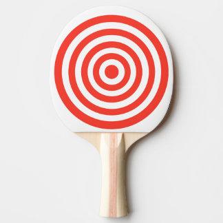 Target Ping Pong Paddle