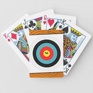 Target Poker Deck