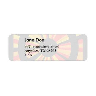 Target Return Address Label