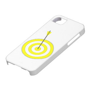Target with arrow iPhone 5 cover