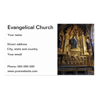 Targeta gospeller business card