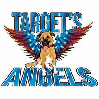 Target's Angels Standing Photo Sculpture