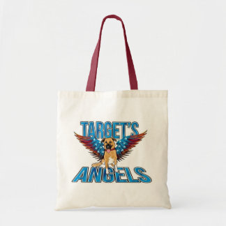 Target's Angels Tote Bag