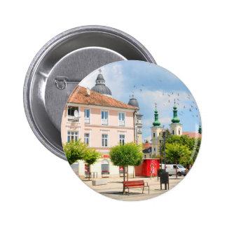 Târgu-Mureş, România 2 Inch Round Button