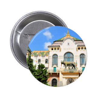 Targu-Mures, Romania 2 Inch Round Button