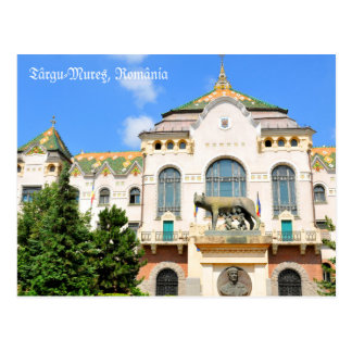 Targu-Mures, Romania Postcard