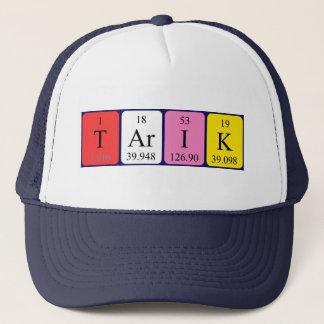Tarik periodic table name hat