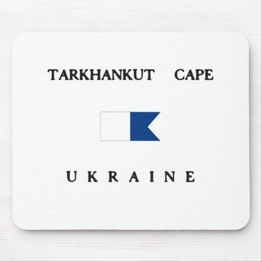 Tarkhankut Cape Ukraine Alpha Dive Flag Mouse Pads