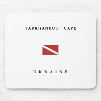 Tarkhankut Cape Ukraine Scuba Dive Flag Mouse Pad