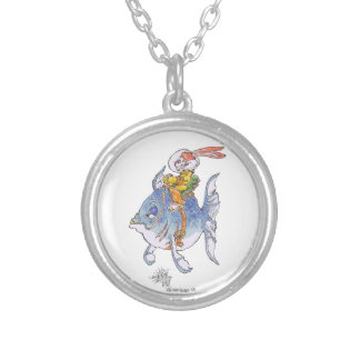 Tarlervins_Sea_Quest_ Silver Plated Necklace