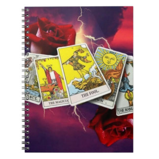 Tarot card Notebook