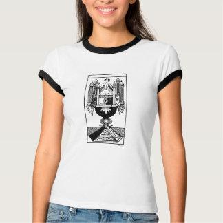 Tarot Card: The Ace Of Cups T-Shirt