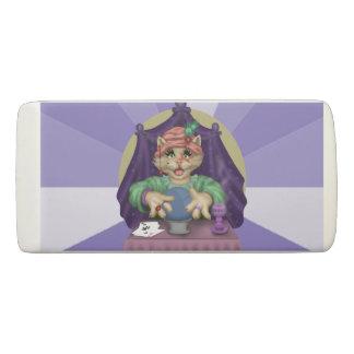 TAROT CAT WEDGE Eraser