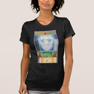 Tarot Key 2 High Priestess T-Shirt