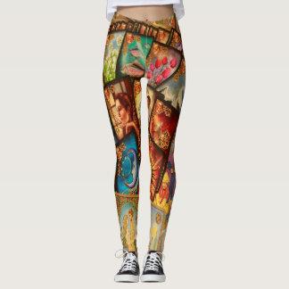 Tarot Leggings