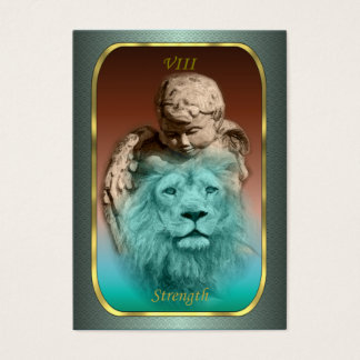 Tarot Profile Cards - Strength