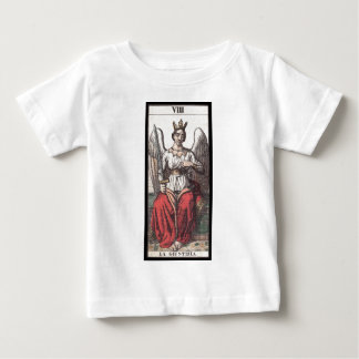 Tarot: Strength Baby T-Shirt