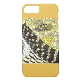Tarot Symbol Bird iPhone 7 Case