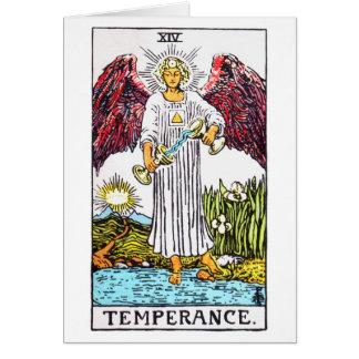 tarot-temperance card