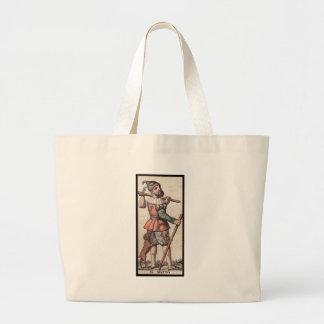 Tarot: The Fool Large Tote Bag