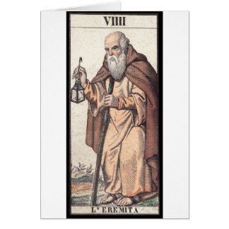 Tarot: The Hermit Card
