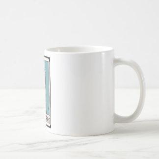 Tarot: The Hermit Coffee Mug