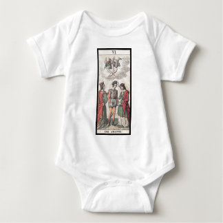 Tarot: The Lovers Baby Bodysuit
