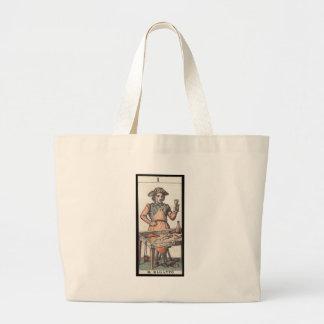 Tarot: The Magician Large Tote Bag