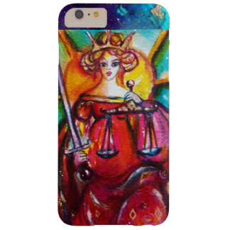 TAROTS OF THE LOST SHADOWS / JUSTICE BARELY THERE iPhone 6 PLUS CASE