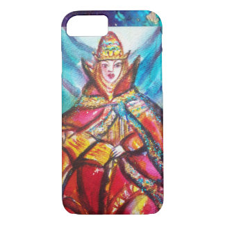 TAROTS OF THE LOST SHADOWS / THE HIGH PRIESTESS iPhone 8/7 CASE