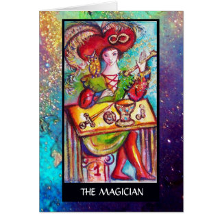 TAROTS OF THE LOST SHADOWS / THE MAGICIAN CARD