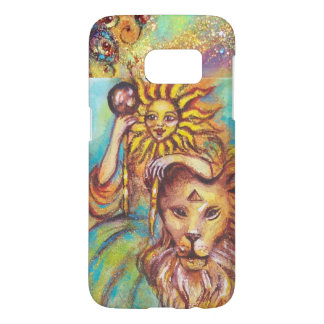 TAROTS OF THE LOST SHADOWS / THE SUN SAMSUNG GALAXY S7 CASE