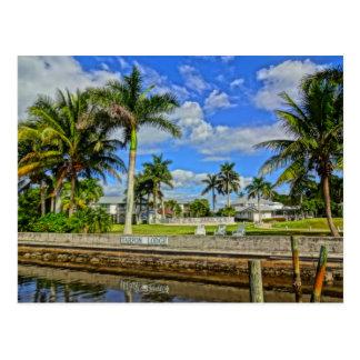 Tarpon Lodge - Pineland, Florida Postcard