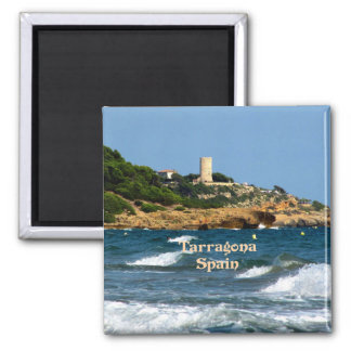 Tarragona, Spain Magnet