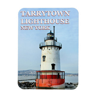 Tarrytown Lighthouse, New York 3x4 Flexi Magnet