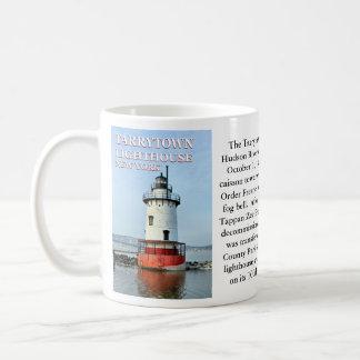 Tarrytown Lighthouse, New York Mug