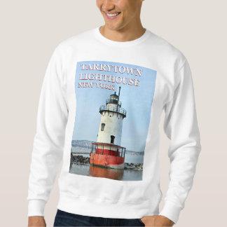 Tarrytown Lighthouse, New York Sweatshirt