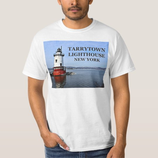 Tarrytown Lighthouse, New York T-Shirt