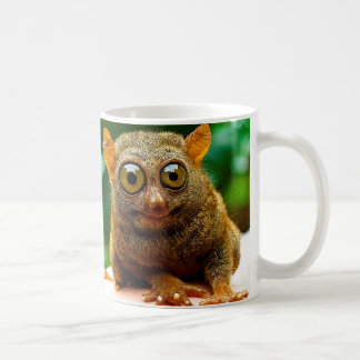 tarsier coffee mug
