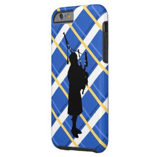 Tartan Bagpiper Phone Case