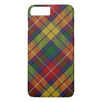 Tartan Buchanan iPhone 7 Plus Case