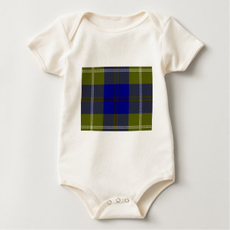 Tartan Clan Oliphant Baby Bodysuit