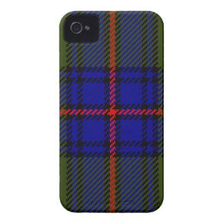 Tartan Clan Shaw iPhone 4 Case-Mate Case
