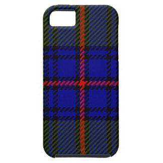 Tartan Clan Shaw iPhone 5 Cases
