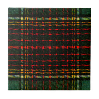 Tartan Colors Anderson The MUSEUM Zazzle Gifts Tile