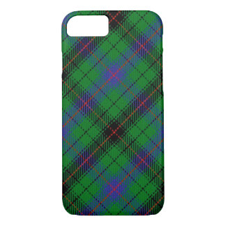 Tartan Davidson iPhone 7 Barely There Case