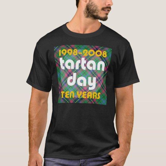 Tartan Day 2008 T-Shirt