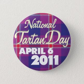 Tartan Day Button 2011: Standard