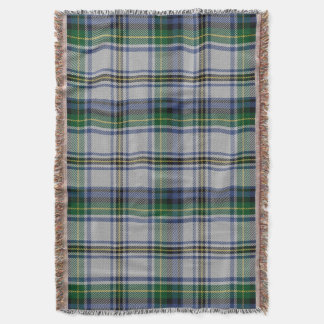 Tartan Gordon Dress Throw Blanket