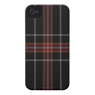 Tartan iPhone 4 Case-Mate Cases
